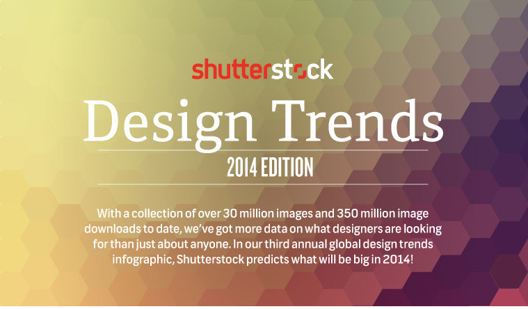 Infographic design trends 2014