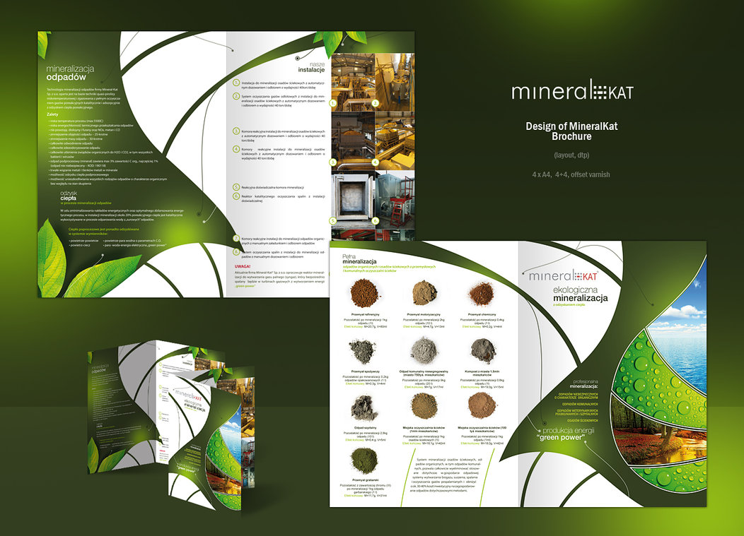 Буклет и каталог дизайн