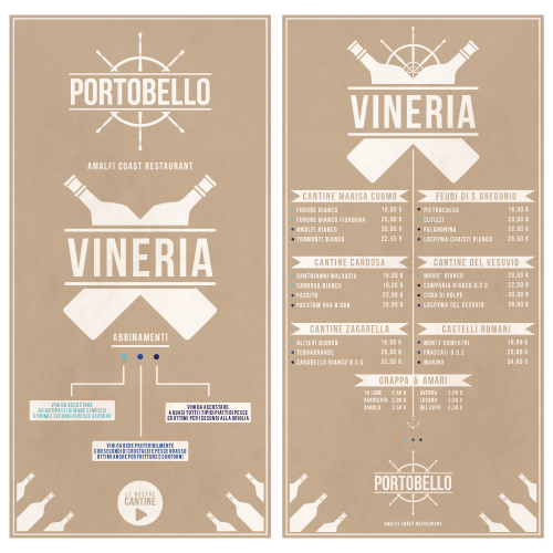 20 tasty restaurant menu designs for your inspiration