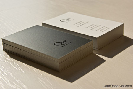 5 ways to make elegant business cards you may also like how to create simple business cards reheart Image collections
