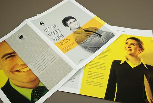 the art of design 4 brochures
