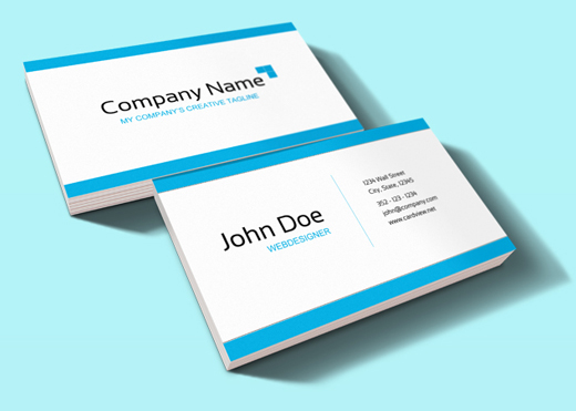 100 free business card templates to download free psds business cards reheart Images