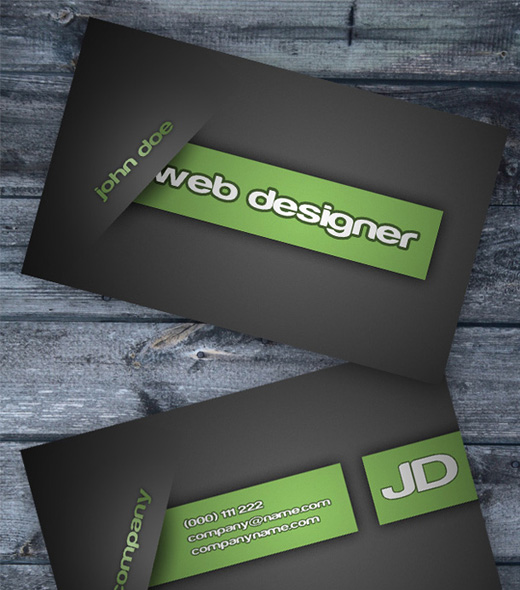 100 free business card templates to download free psds 100 free business card templates to download free psds nextdayflyers reheart Gallery