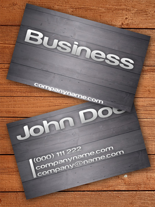 100 Free Business Card Templates To Download PSDs