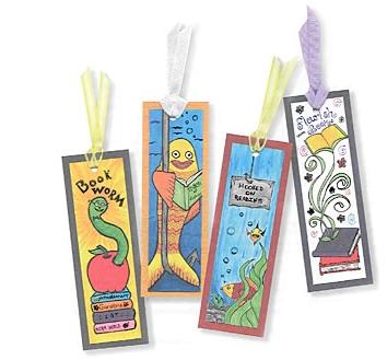 design a bookmark