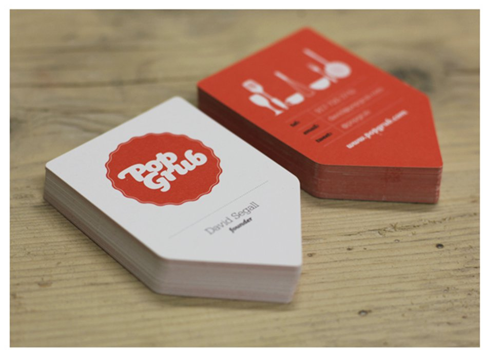 50 Bizarre & Brilliant Business Card Designs! | NextDayFlyers