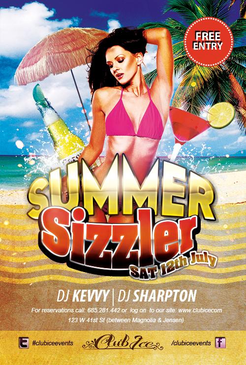 summer_flyer_2_template