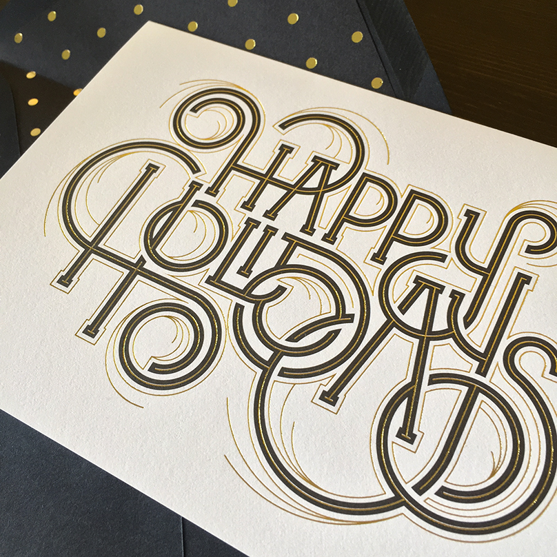 Amazing Holiday Card Designs for Inspiration | NextDayFlyers