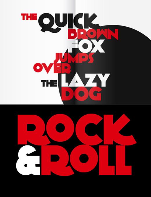 free art deco font 4