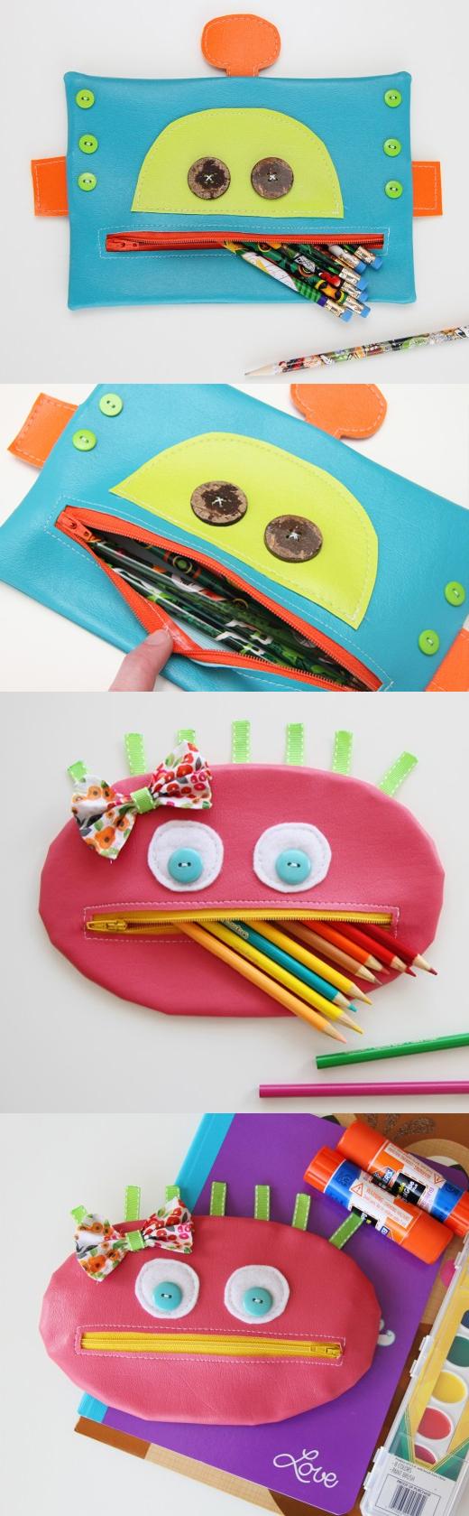 pencil case craft ideas