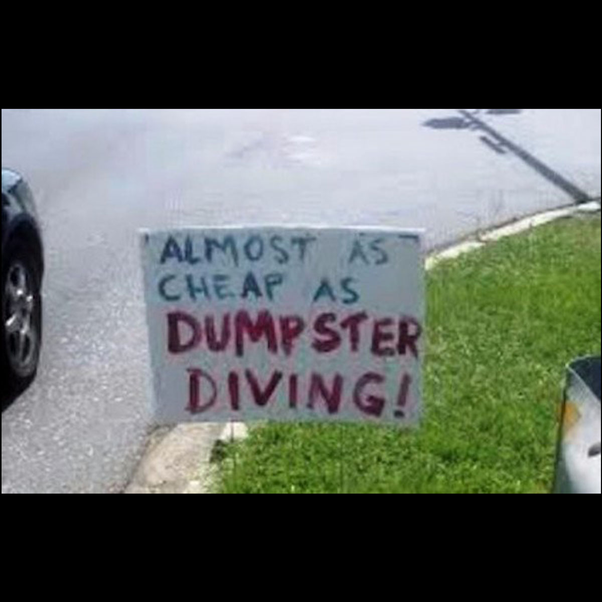 Funny Yard Sign 25