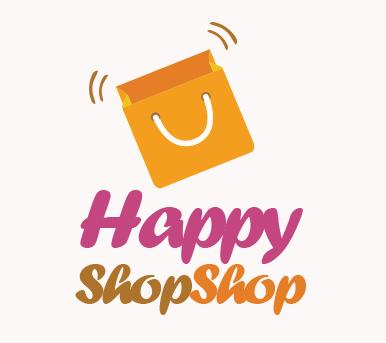 free online shop vector logo