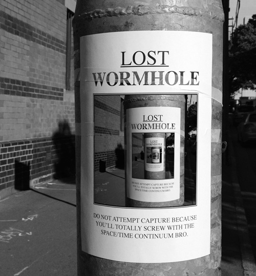 Funny Street Flyers You Haven't Seen Around