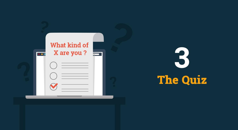 Social Media Content - The Quiz