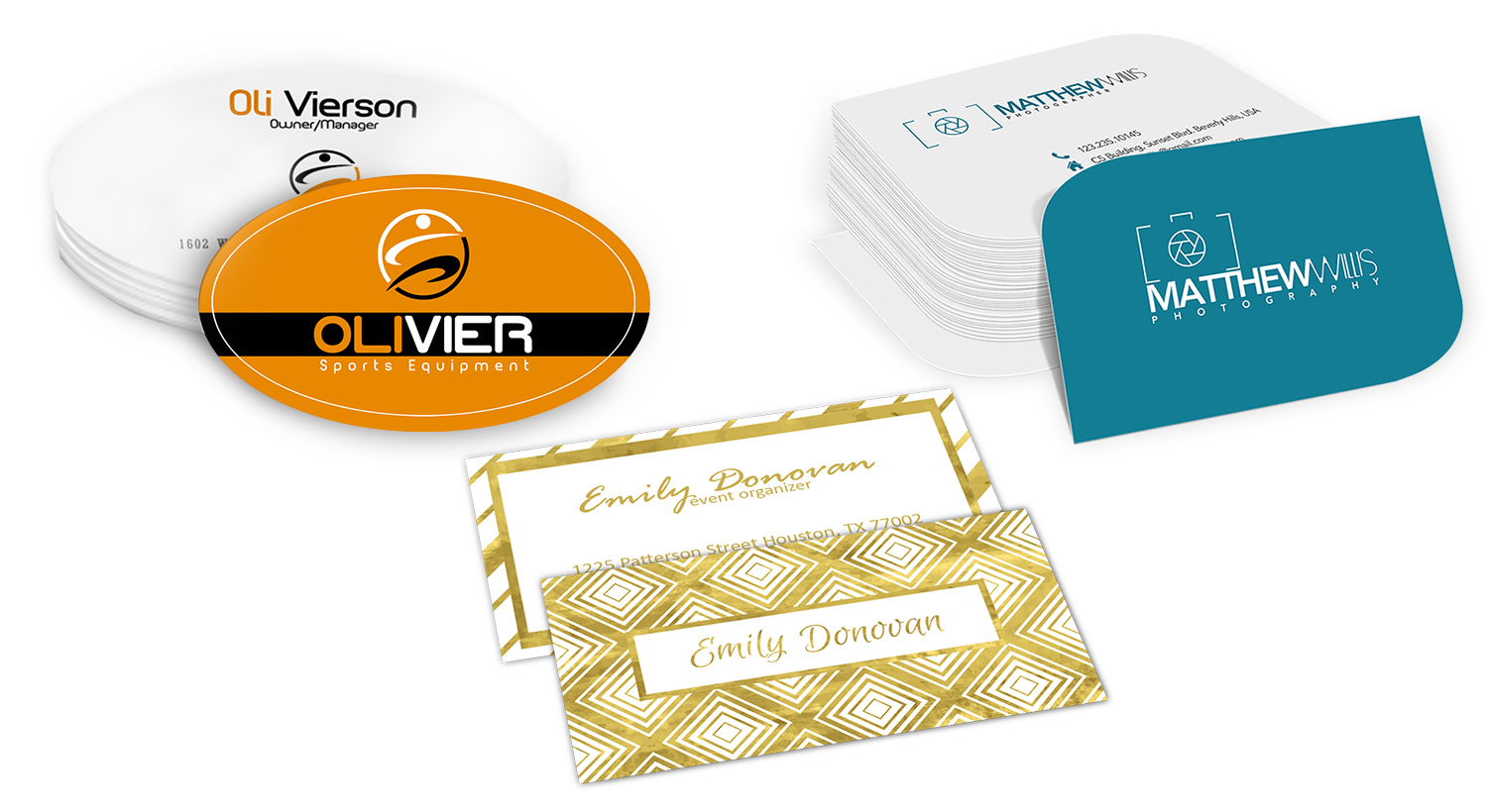 5 things to consider when designing your next business card