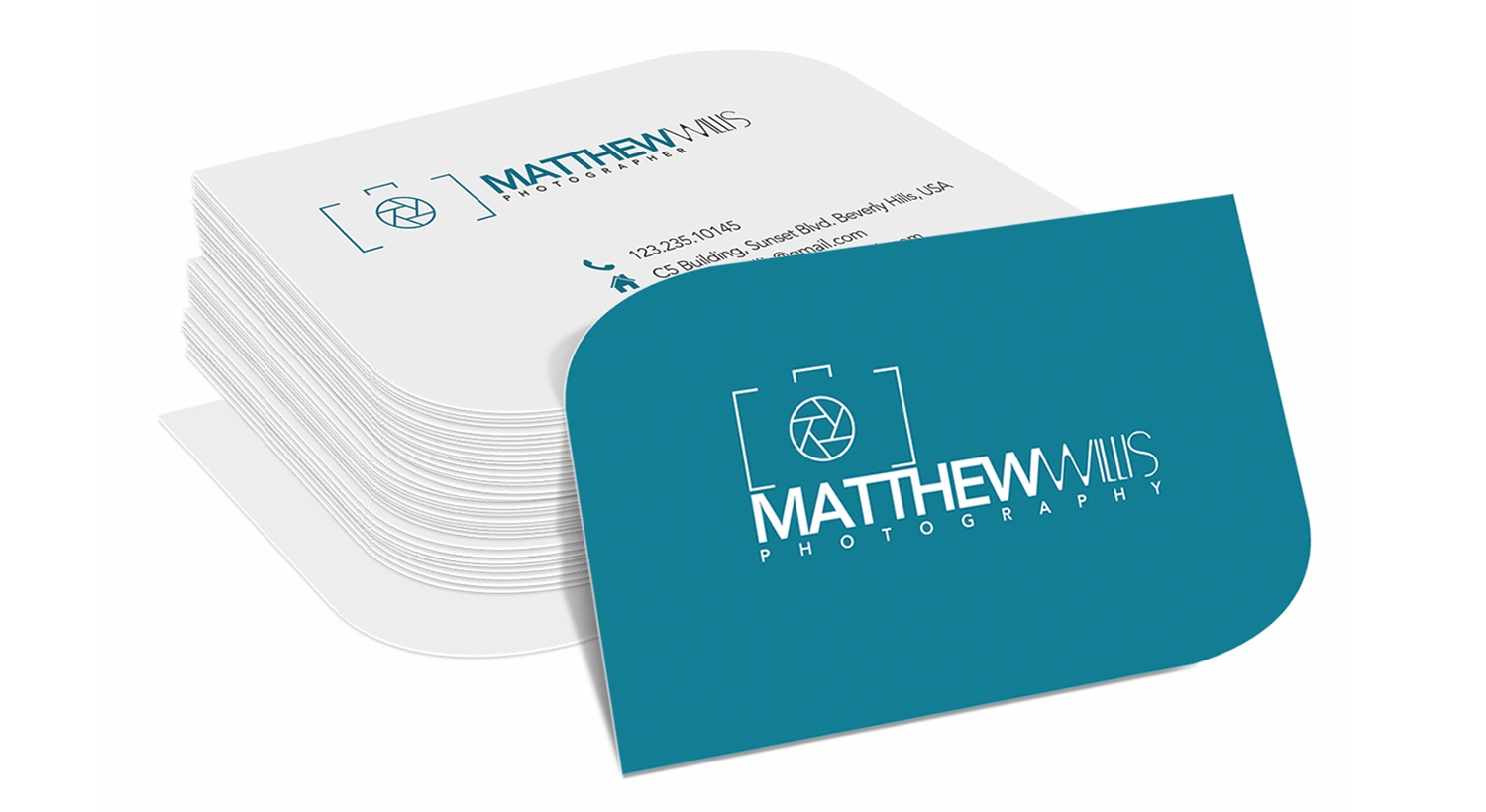 Design trend in business cards