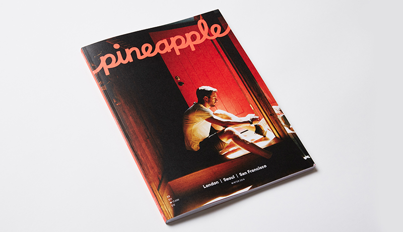 Airbnb Pineapple first issue