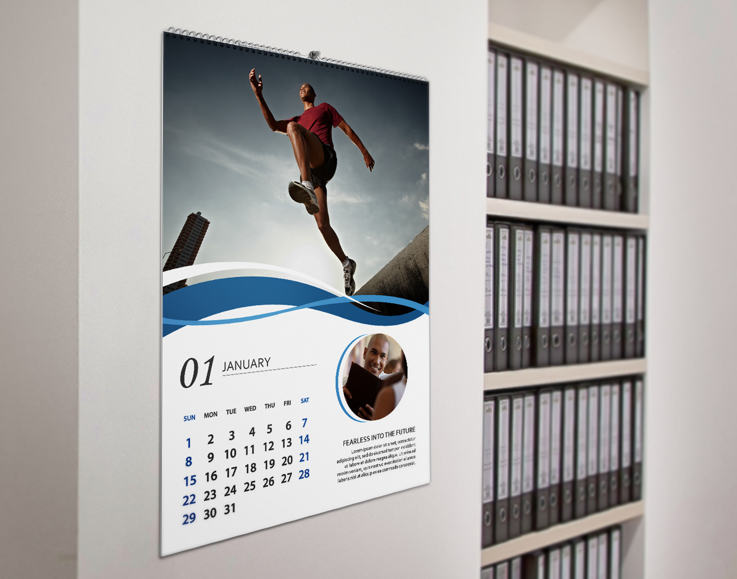 Calendar Head Design : Business calendar ideas a custom printing guide
