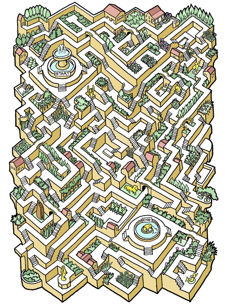 Sean Jackson Maze