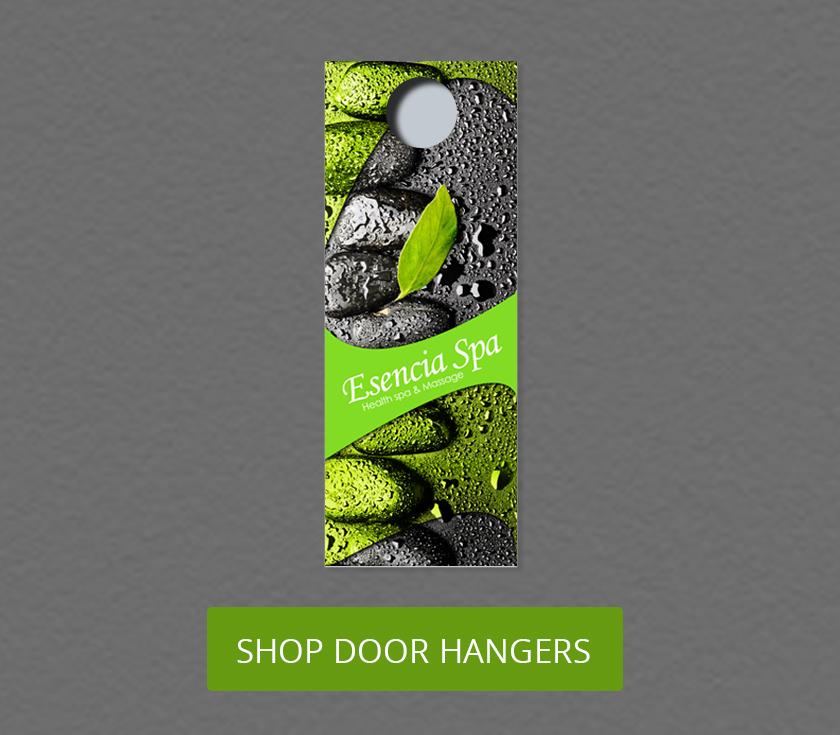 Door Hanger Printing