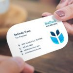 3 Essential Elements for Effective Business Card Design