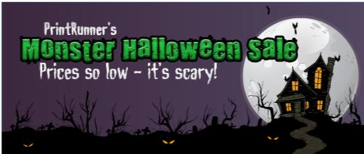 PrintRunner Halloween Sale