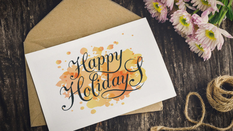 effective holiday card marketing tips
