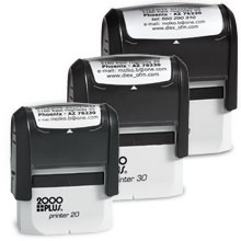 Self-Inking Rubber Stamps from PrintRunner.com