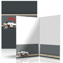 Custom Presentation Folders from PrintRunner.com