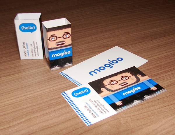 10 best business card designs to inspire you printrunner blog business cards 8 reheart Choice Image