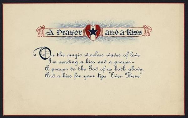 15 Old Fashioned Vintage Valentine Postcards – Old Fashioned Valentines Cards