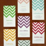 14 Inspiring Examples of Functional and Clean Business Cards