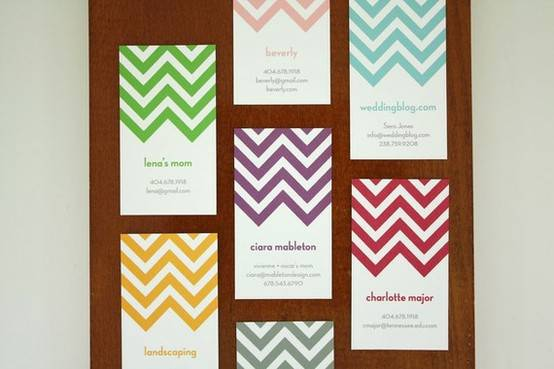 Clean business cards - 11