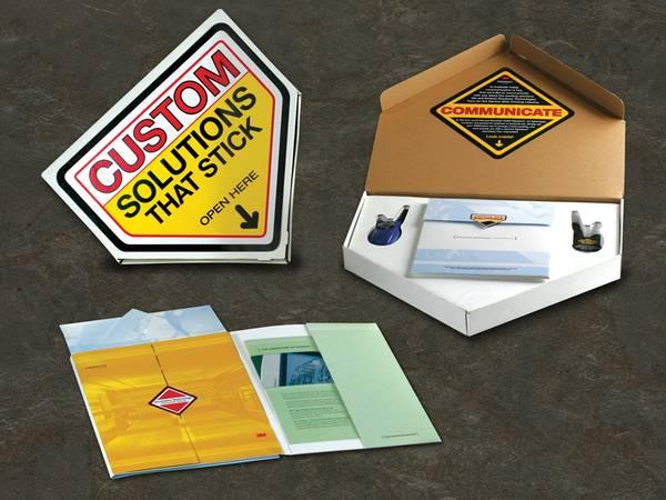 3M direct mail marketing ideas on communication