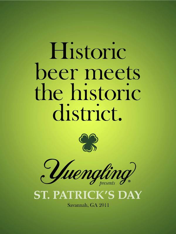 St. Patricks Day Advertising - 1
