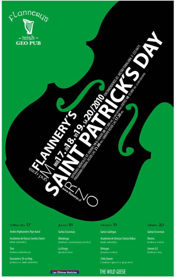 St. Patricks Day Advertising - 12