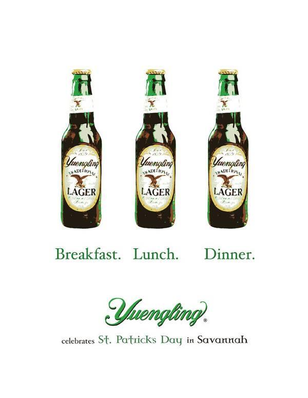 St. Patricks Day Advertising - 2