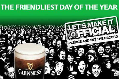 St. Patricks Day Advertising - 4