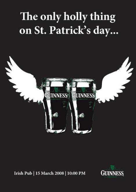 St. Patricks Day Advertising - 5