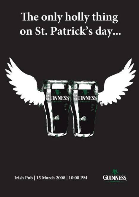 St. Patricks Day Advertising - 5
