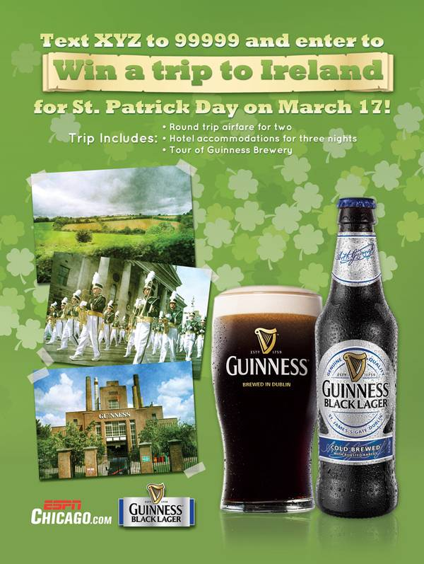 St. Patricks Day Advertising - 6