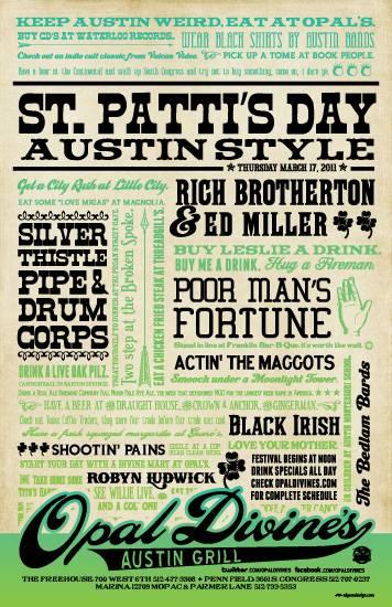 St. Patricks Day Advertising - 9
