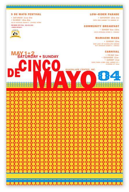 Cinco de Mayo Posters - 2