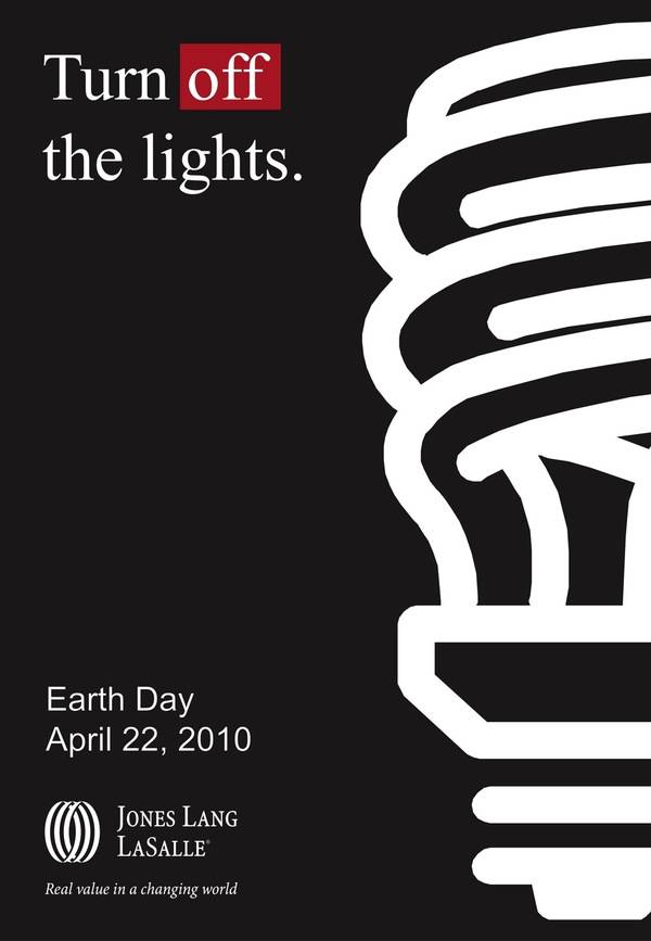 2010 Jones Lang LaSalle Earth Day