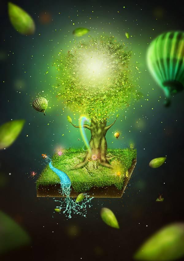 Cosmic Ecology