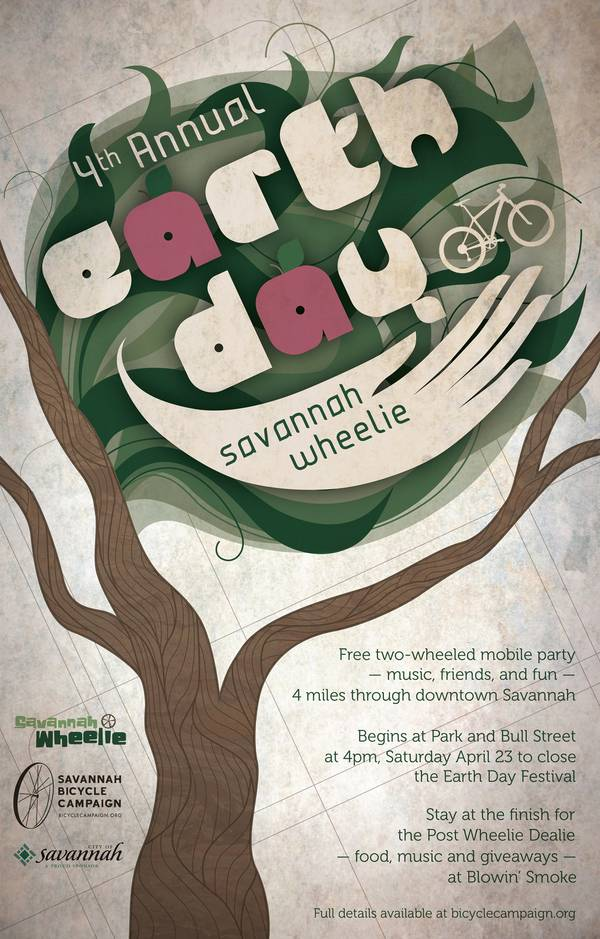 Bicycle Event Posters