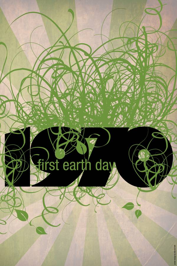 Earth Day Poster Design