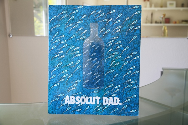 Father's Day - 1 Absolut