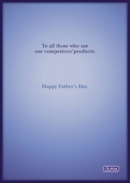 Fathers Day - 3 Durex