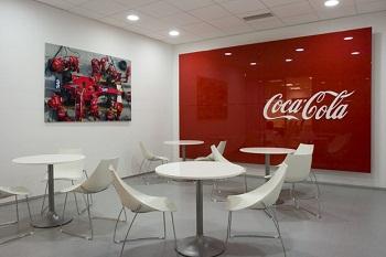 Public Relations - Coca Cola Branding